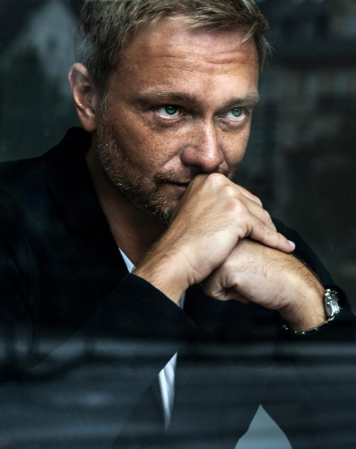 Christian Lindner, 2018