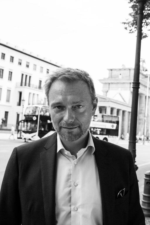 Christian Lindner, 2018