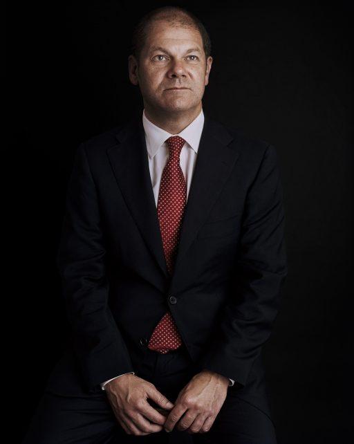 Olaf Scholz, 2010